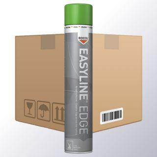 Easyline EDGE Linienmarkierungsspray grün VPE6