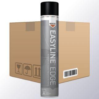Easyline EDGE Linienmarkierungsspray schwarz VPE6