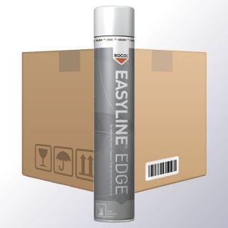 Easyline EDGE Linienmarkierungsspray weiss VPE6