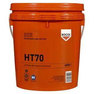 Hochtemperatur-Lagerfett für langsame Geschwindigkeiten-180°C bis +300°C - Inhalt: 4kg