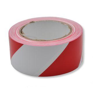 Easy Tape rot/weiss gestreift 50 mm x 33 m