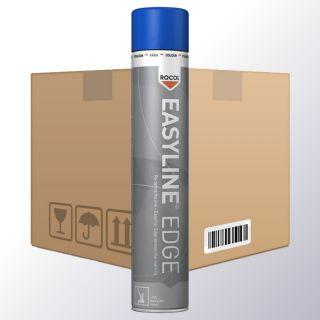 Easyline EDGE Linienmarkierungsspray blau VPE6