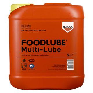 Mehrzweckschmieröl für Verbindungen, Stifte, Achsen, Lager und Ketten, mit PTFE - Inhalt: Dose: 5l